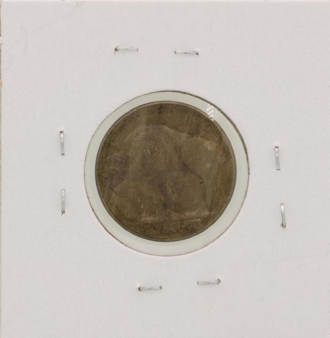 1914-S Buffalo Nickel Coin - 2
