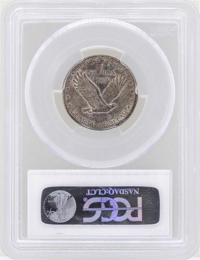 1928-S Standing Liberty Quarter Coin PCGS MS64 - 2