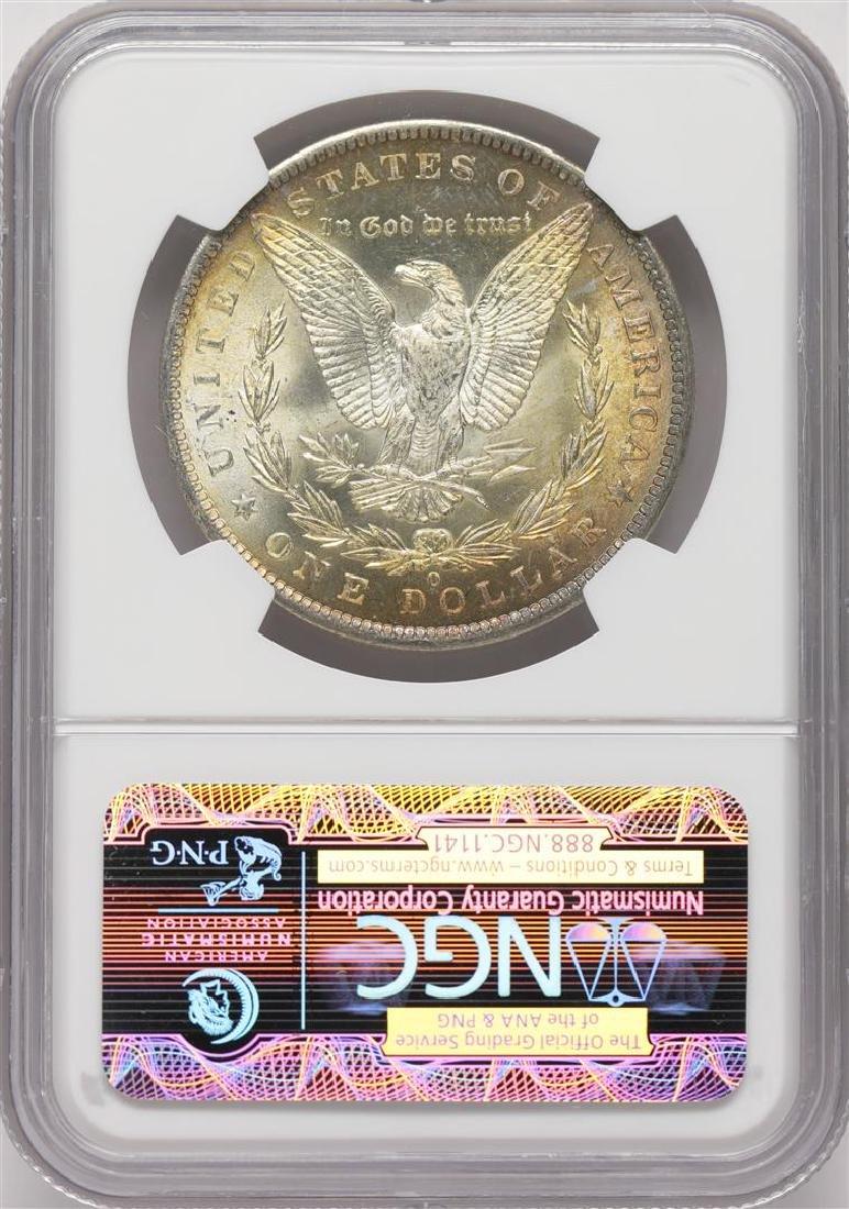 1885-O $1 Morgan Silver Dollar Coin NGC MS63 Nice - 2