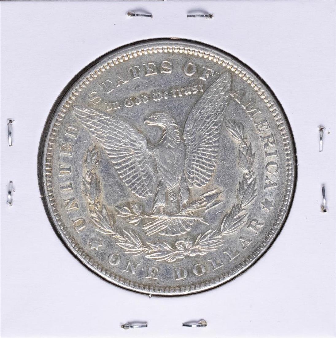 1878 Reverse of 78' $1 Morgan Silver Dollar Coin - 2