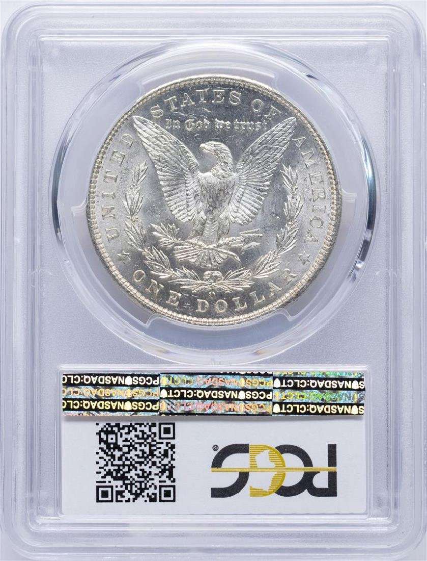 1904-O $1 Morgan Silver Dollar Coin PCGS MS62 - 2