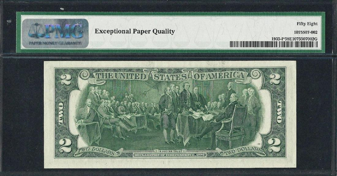 1976 $2 Federal Reserve STAR Note Fr.1935-I* PMG Choice - 2