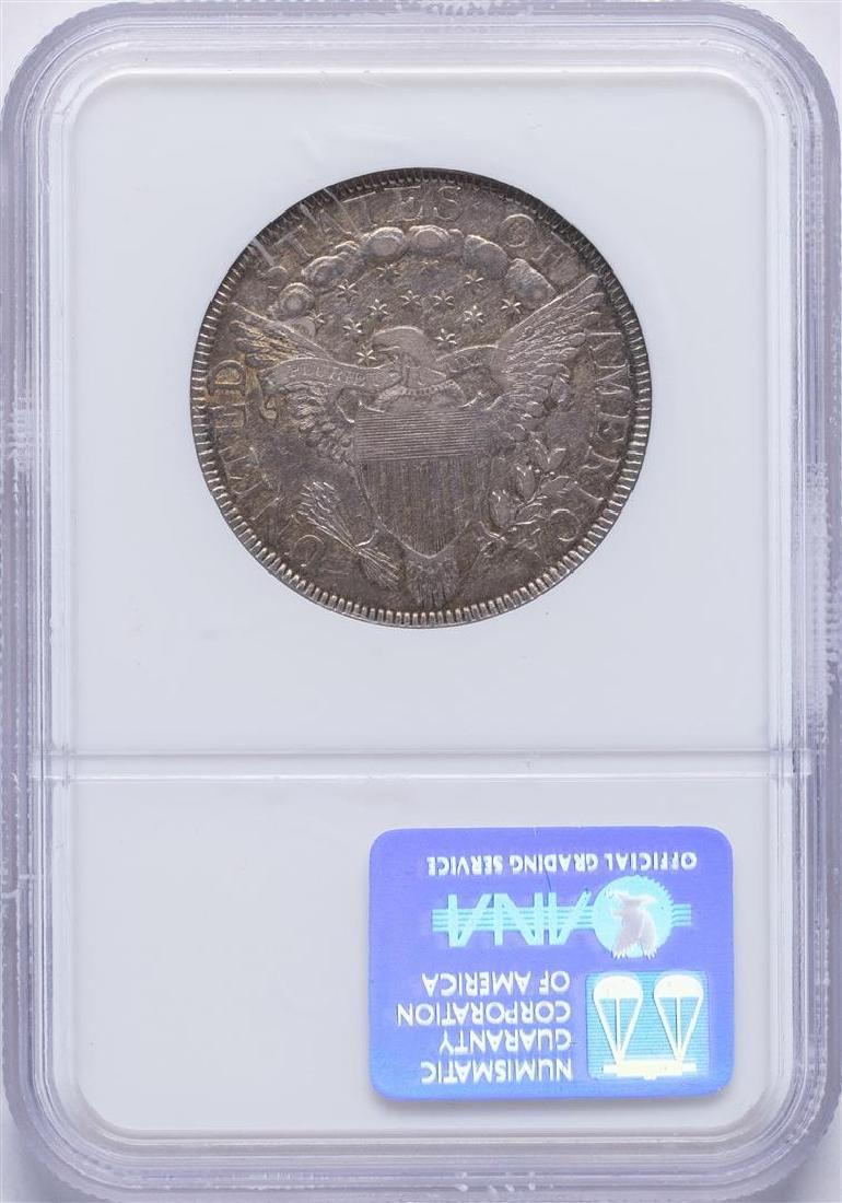 1803 Draped Bust Half Dollar Coin NGC AU50 - 2