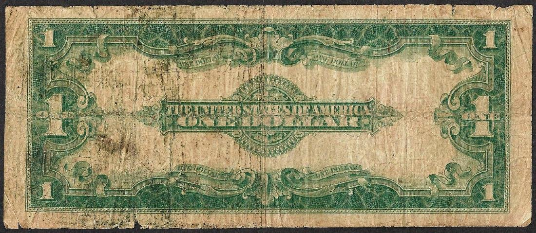 1923 $1 Legal Tender Note - 2