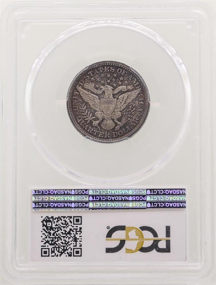 1892 Barber Quarter Coin PCGS MS66 - 2