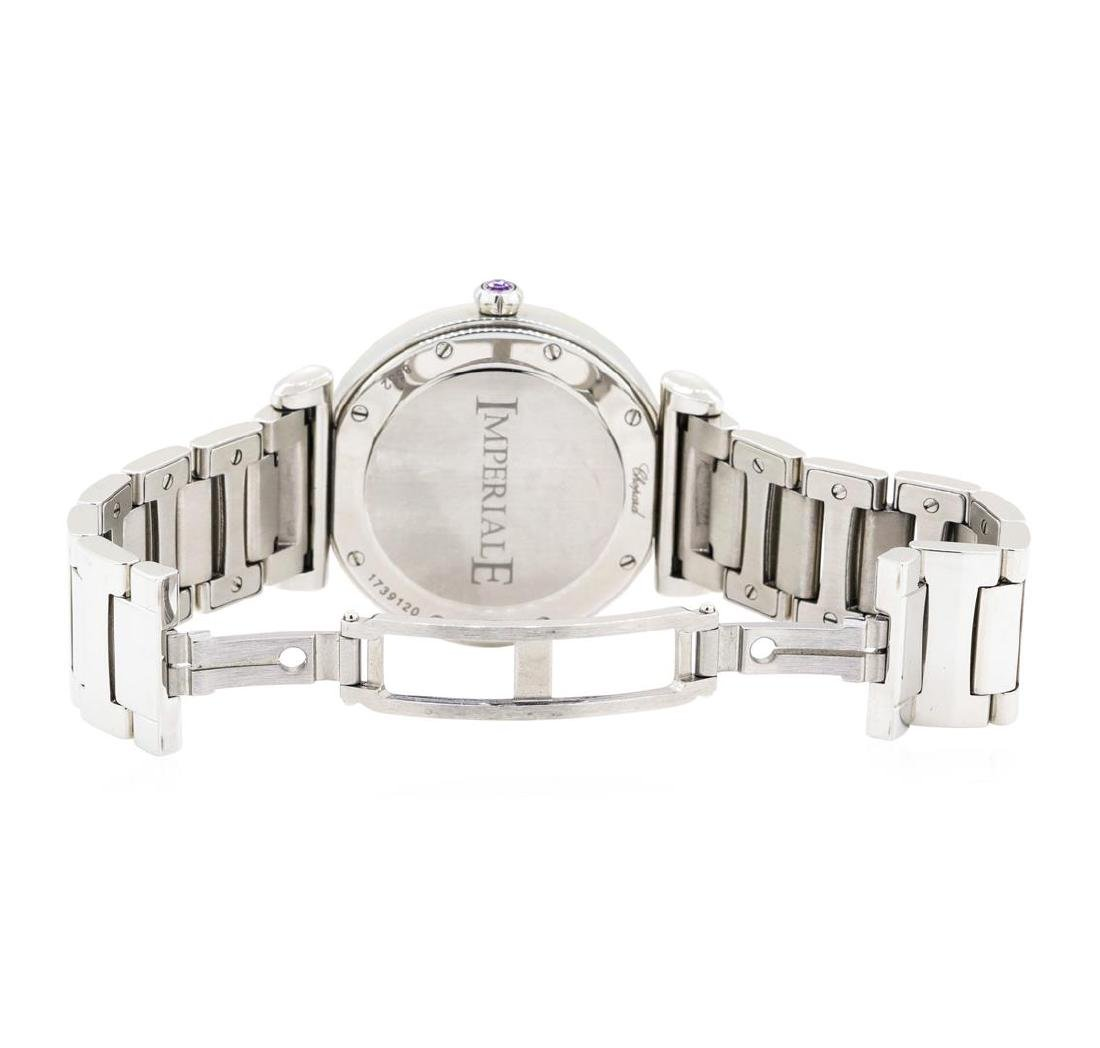 Stainless Steel Ladies Chopard Imperiale Wristwatch - 3