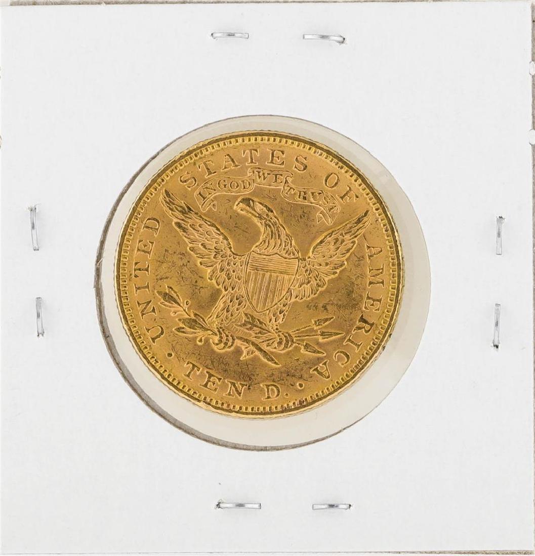 1892 $10 Liberty Head Eagle Gold Coin - 2