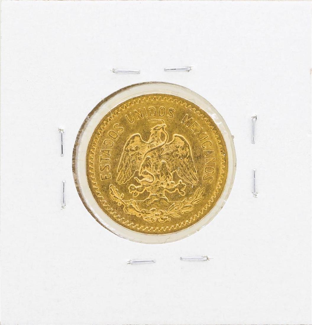 1907-M Mexico 10 Pesos Gold Coin - 2