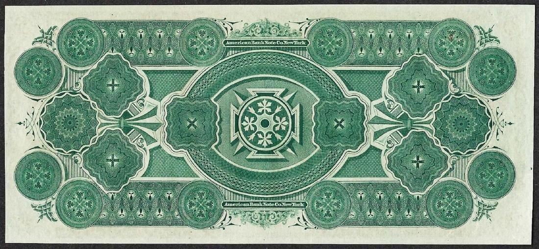 1873 $5 South Carolina Rail Road Company Obsolete Note - 2