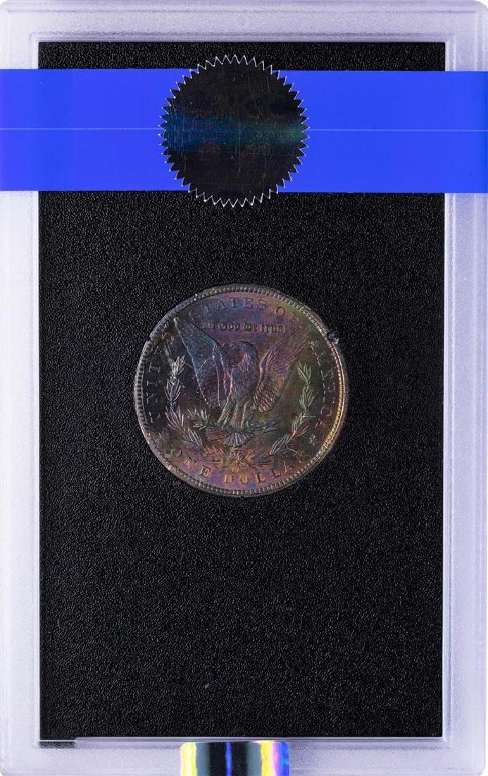1884-CC $1 Morgan Silver Dollar Coin GSA NGC MS65