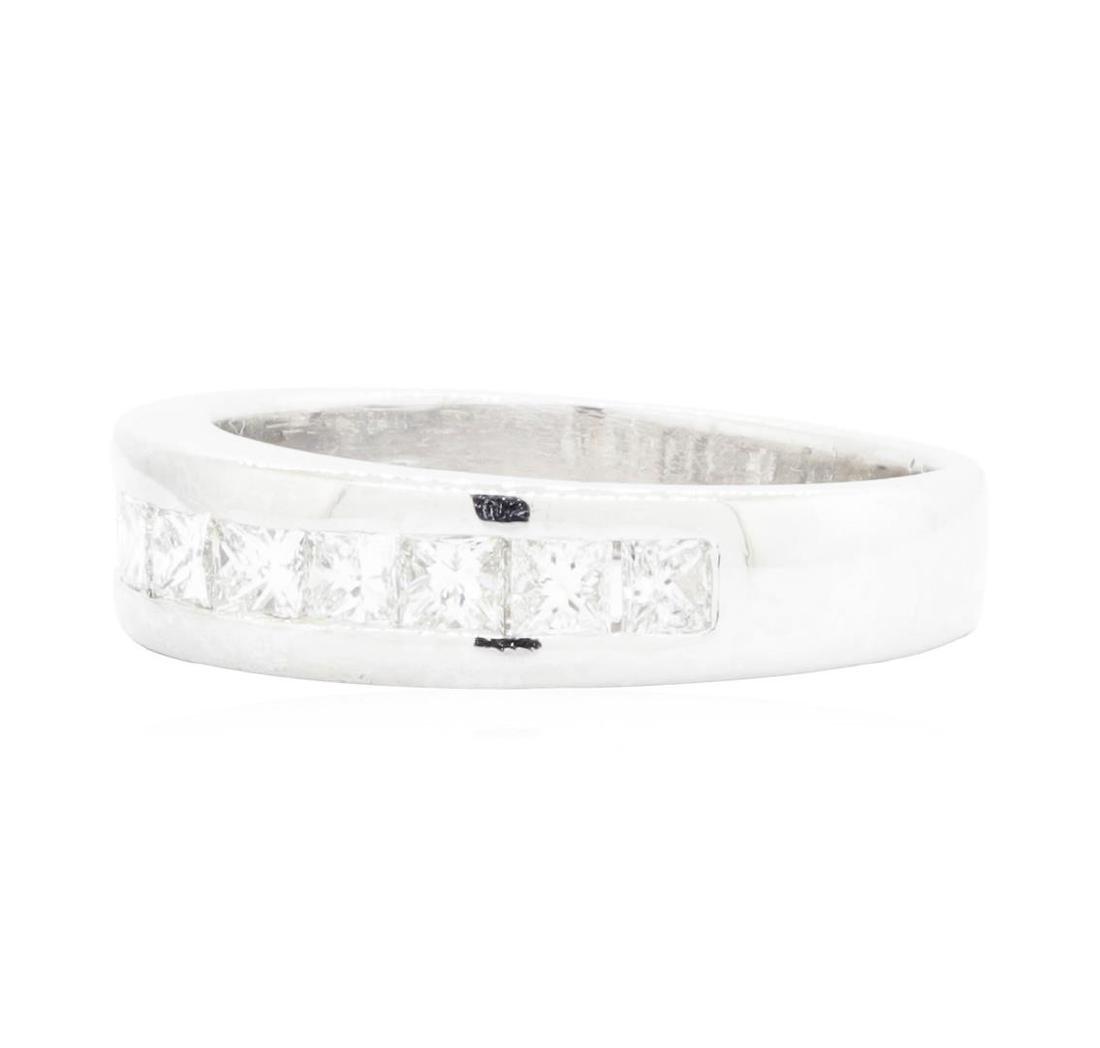 Platinum Ladies 1.25 ctw Diamond Ring - 2
