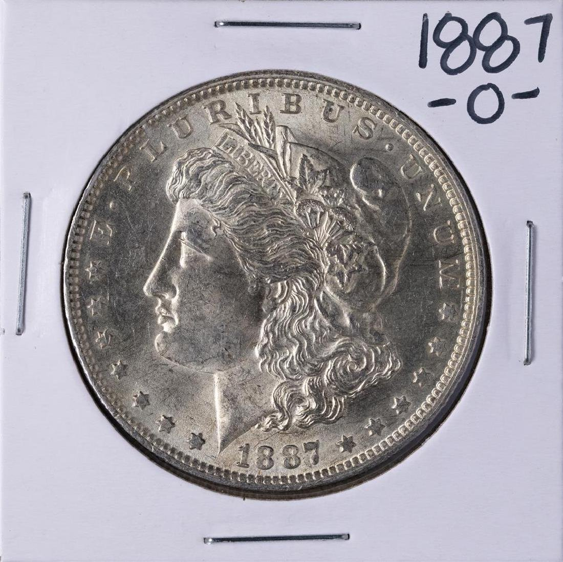 1887-O $1 Morgan Silver Dollar Coin