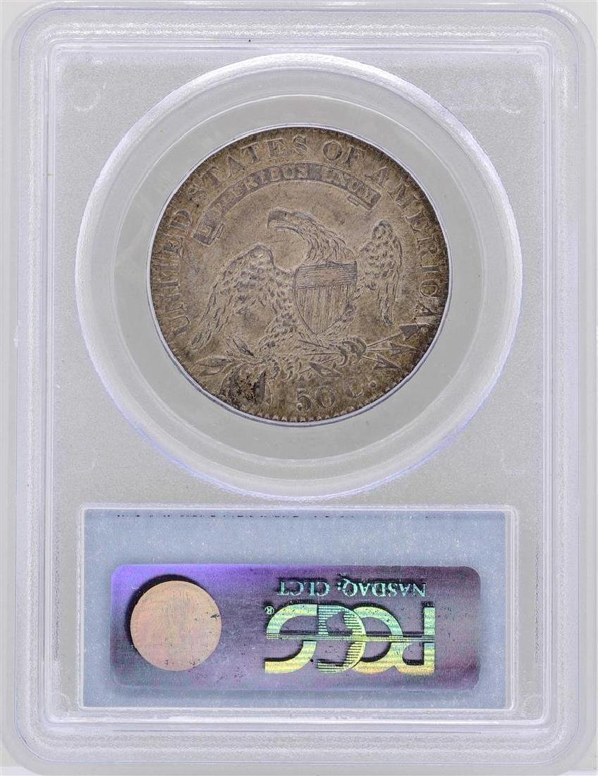 1831 Capped Bust Half Dollar Coin PCGS MS62 - 2