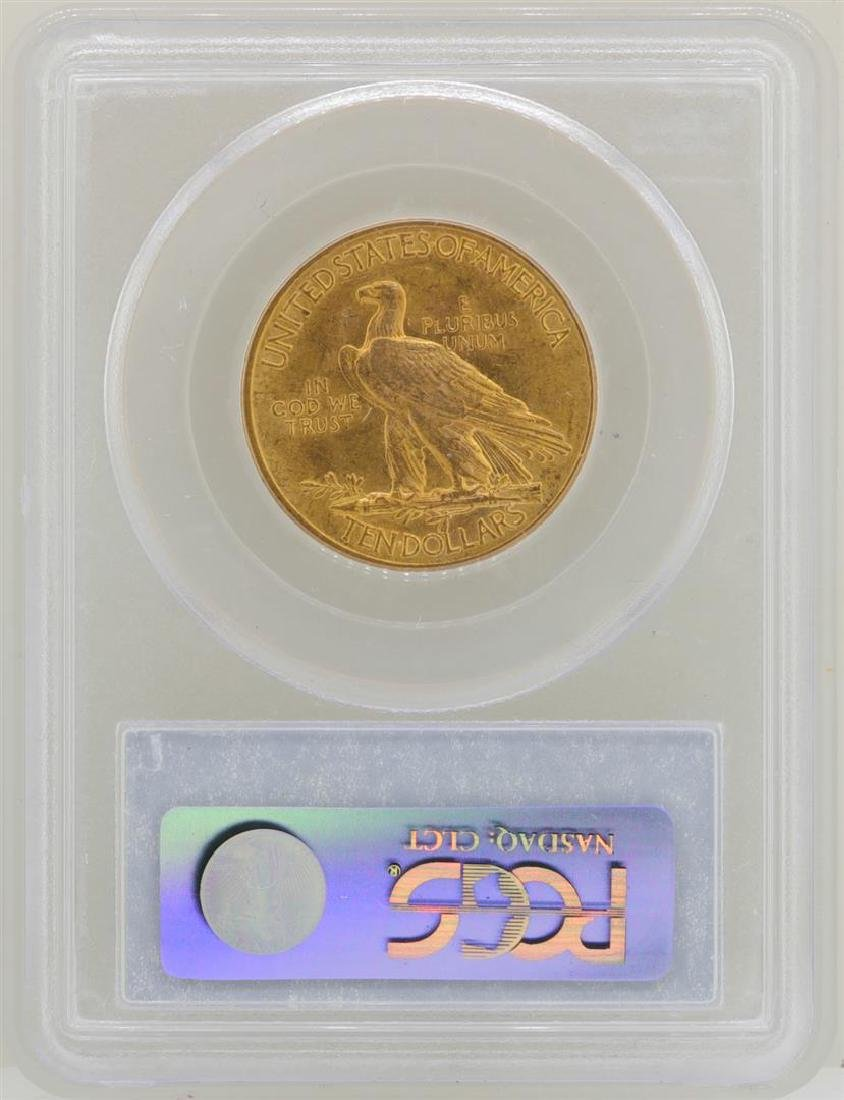 1932 $10 Indian Head Eagle Gold Coin PCGS MS62+ - 2