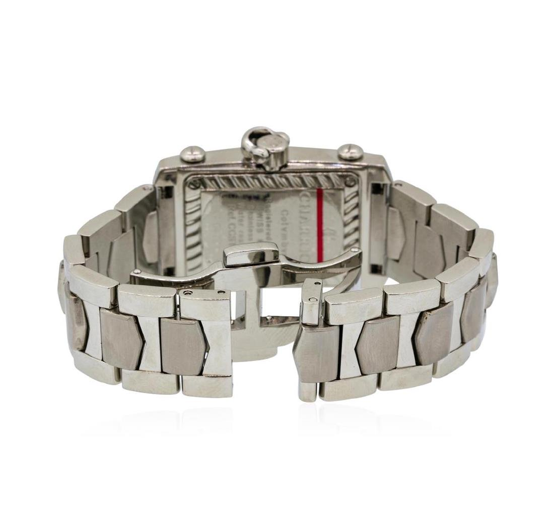 Charriol Columbus Stainless Steel Watch with 0.80 ctw - 3