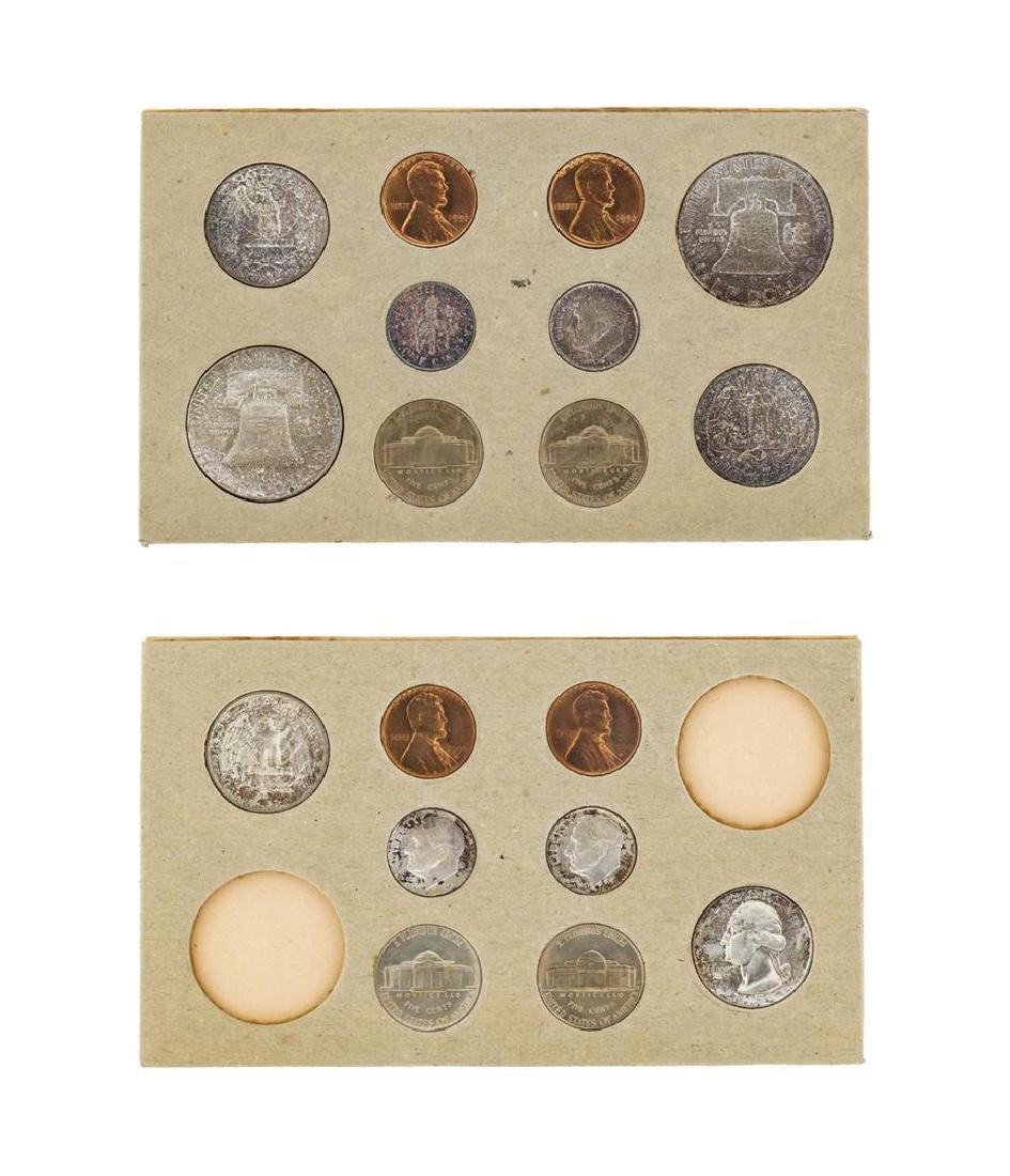 1956 P/D U.S. Double Mint Set