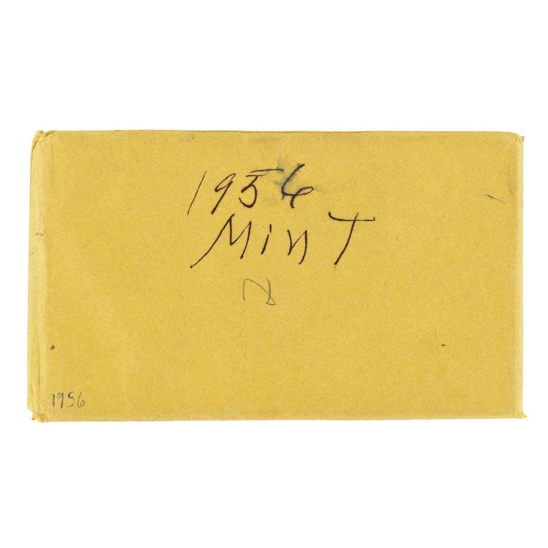 1956 P/D U.S. Double Mint Set - 2