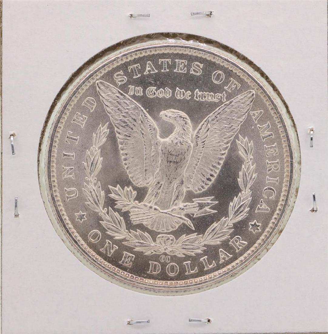1883-CC $1 Morgan Silver Dollar Coin - 2