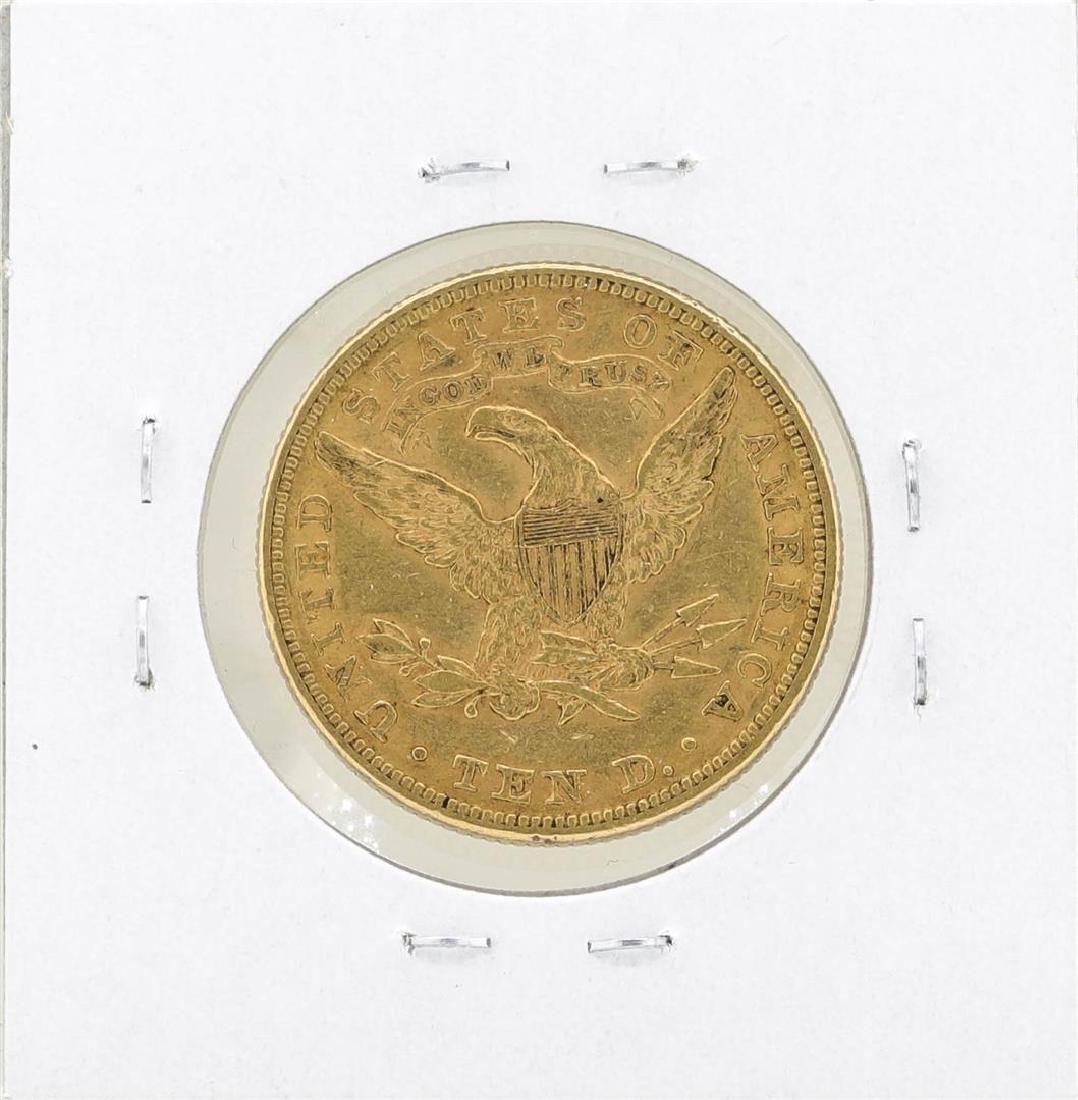 1882 $10 Liberty Head Eagle Gold Coin - 2