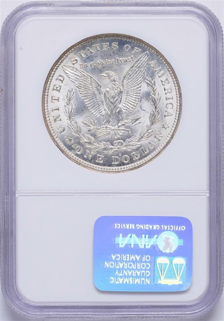 1921-D $1 Morgan Silver Dollar Coin NGC MS65 - 2