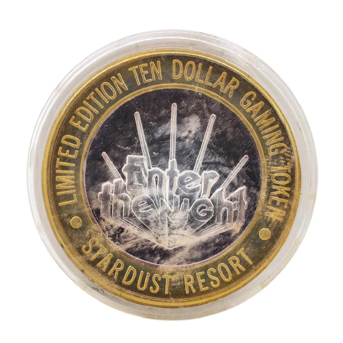 .999 Silver Stardust Resort Las Vegas, Nevada $10