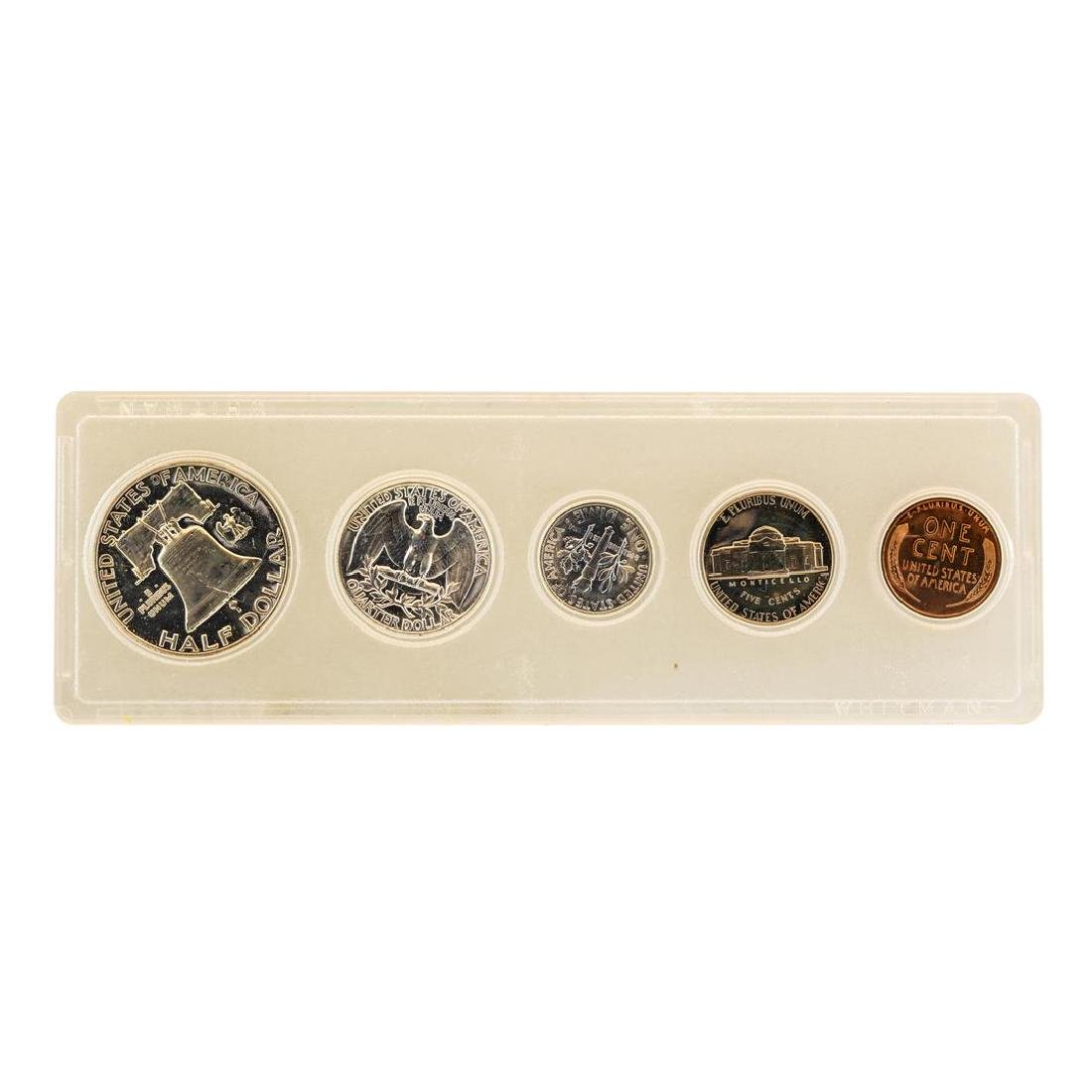 1954 (5) Coin Proof Set - 2