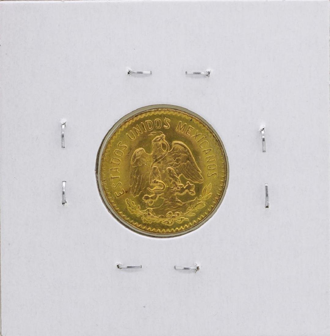 1955 Cinco Pesos Gold Coin - 2