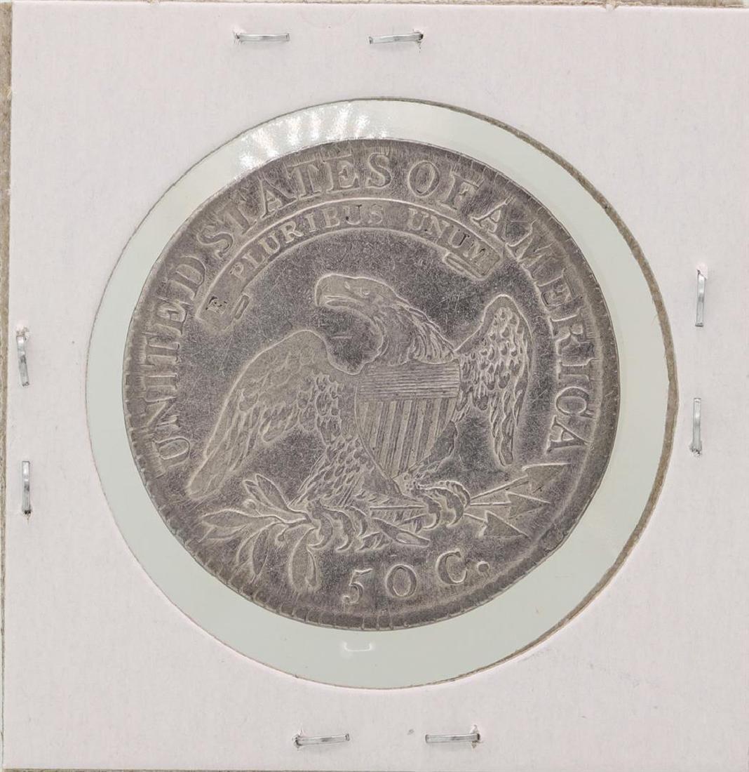 1818 Capped Bust Half Dollar Coin - 2