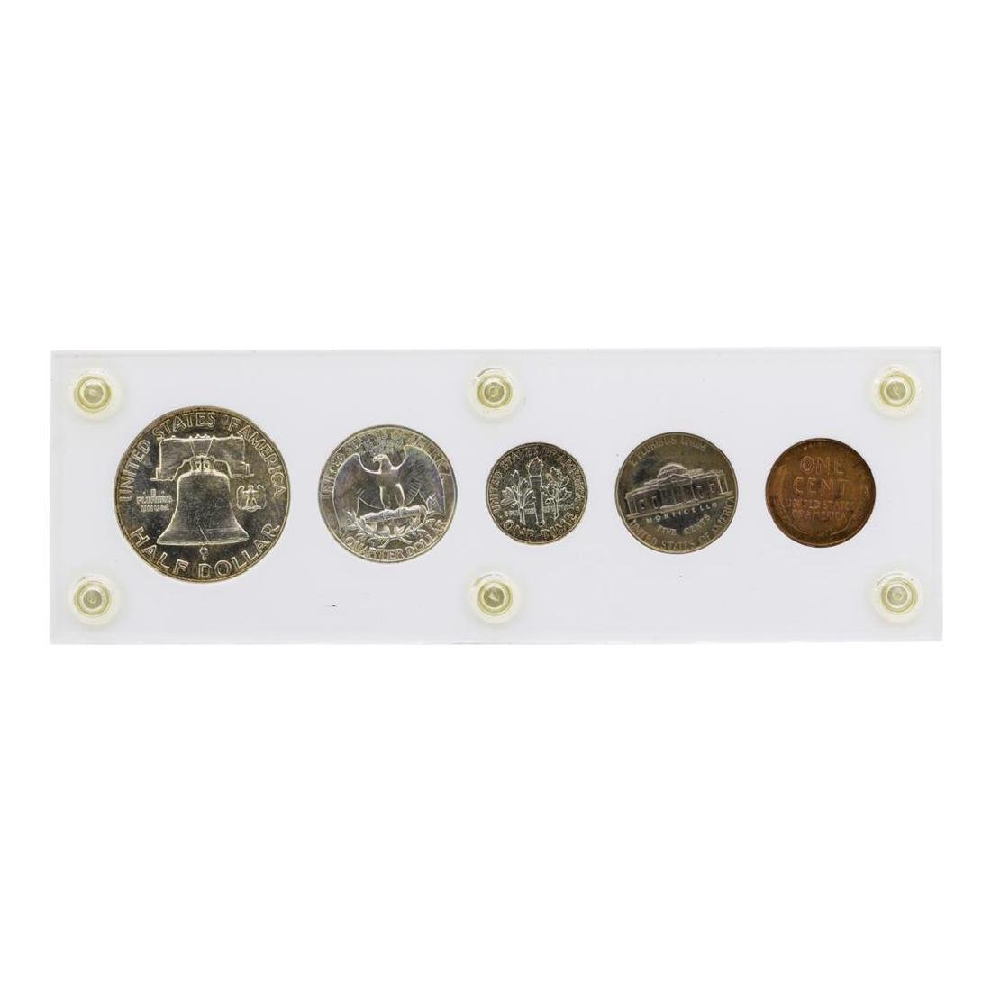 1950 (5) Coin Proof Set - 2