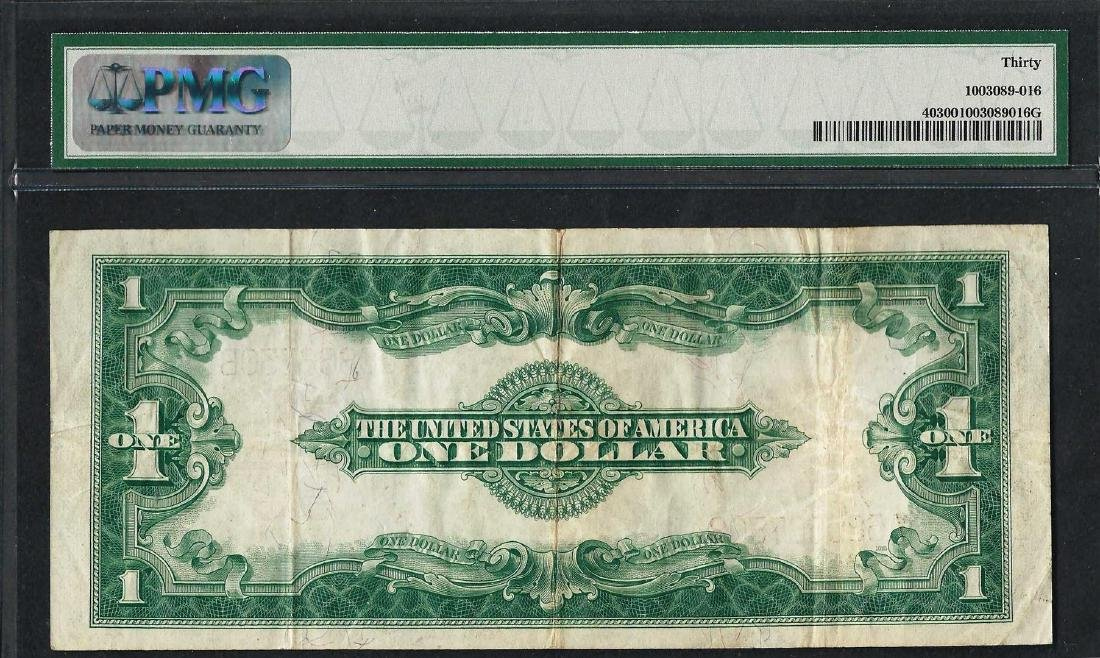 1923 $1 Legal Tender Note Fr.40 PMG Very Fine 30 - 2