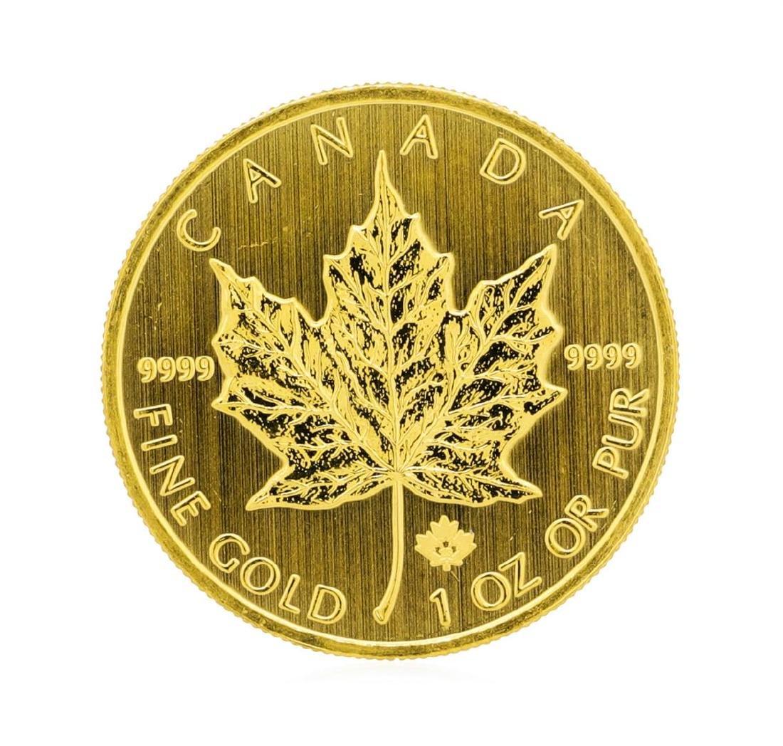 2013 Canada $50 Maple Leaf 1 oz. Gold Coin - 2