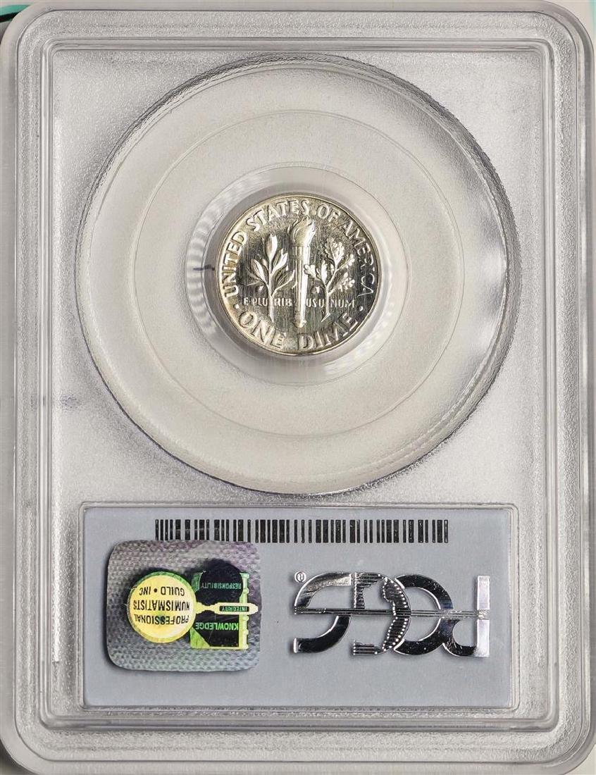 1951 Proof Roosevelt Dime Coin PCGS PR67 - 2