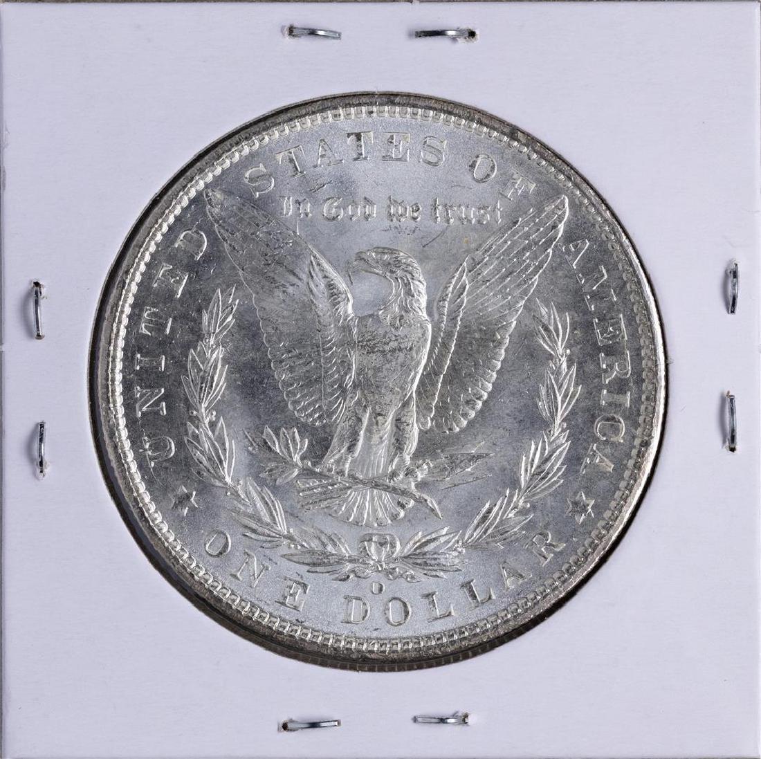 1904-O $1 Morgan Silver Dollar Coin - 2