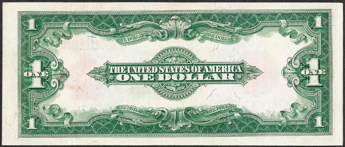 1923 $1 Legal Tender Red Seal Note - 2