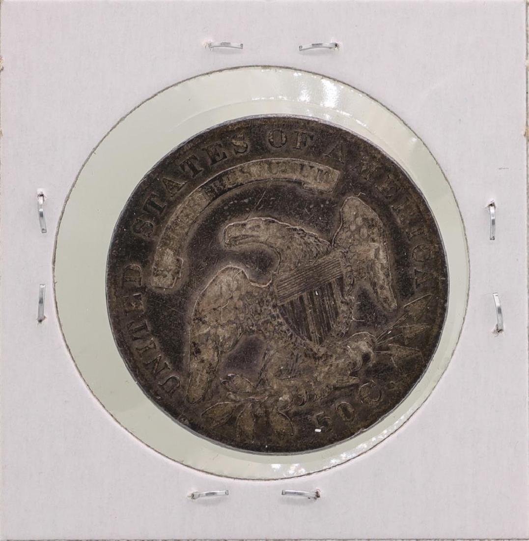 1835 Capped Bust Half Dollar Coin - 2