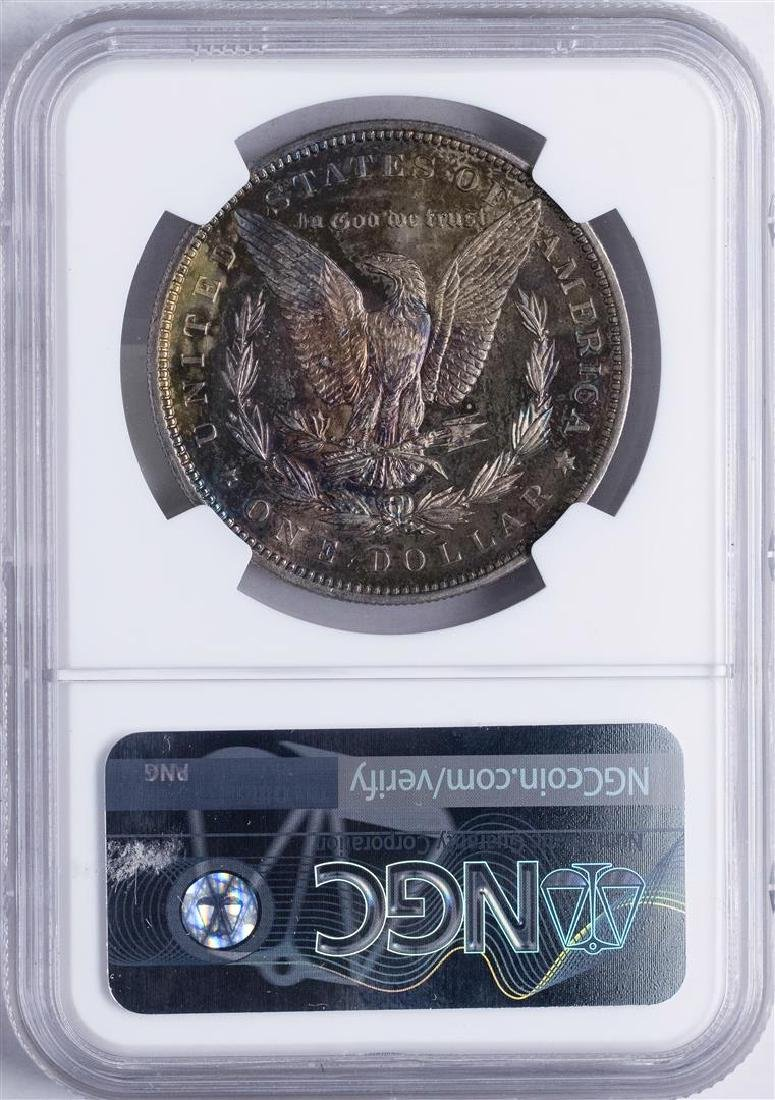 1895 $1 Morgan Silver Dollar Proof Coin NGC PR62 - 2