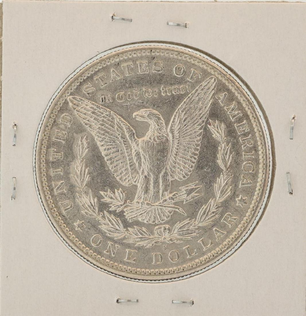1888-S $1 Morgan Silver Dollar Coin - 2