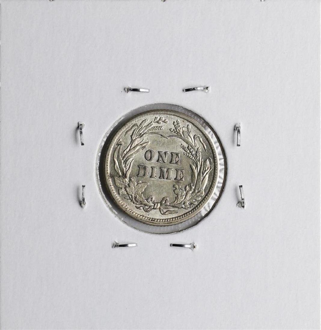 1916 Barber Dime Coin - 2