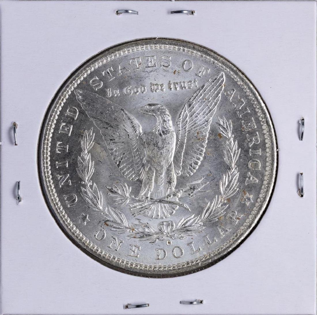 1904-O $1 Morgan Silver Dollar Coin - 2