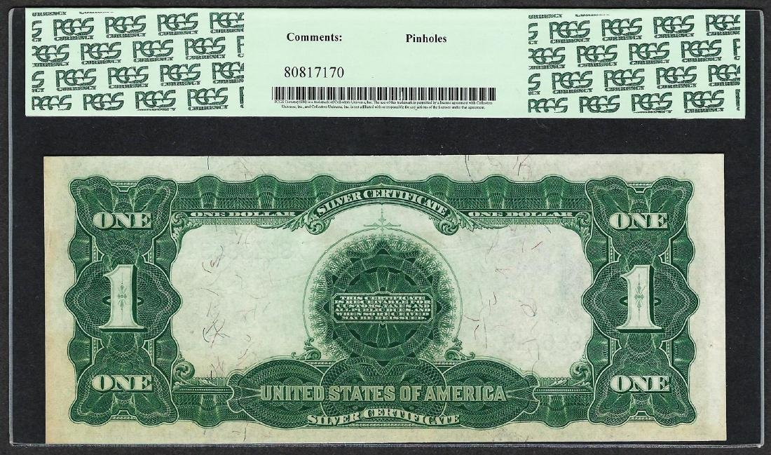 1899 $1 Black Eagle Silver Certificate Note Fr.229 PCGS - 2
