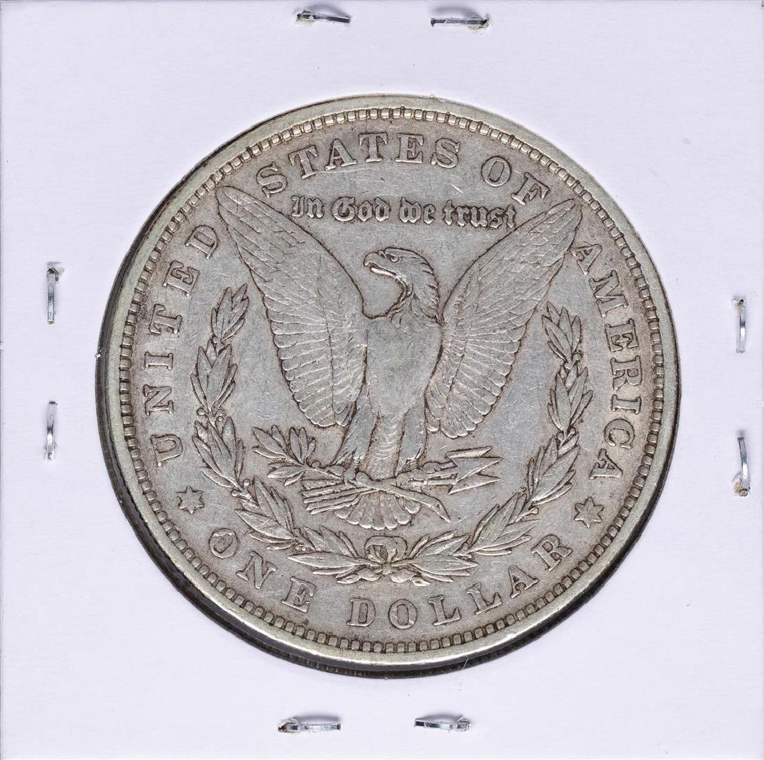 1878 Reverse of 79' $1 Morgan Silver Dollar Coin - 2