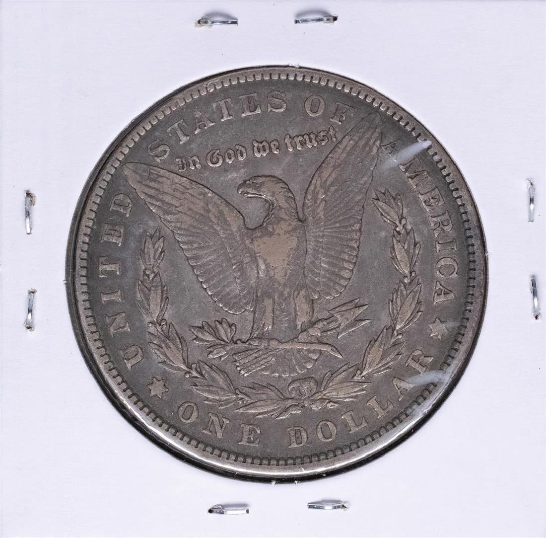 1902 $1 Morgan Silver Dollar Coin - 2