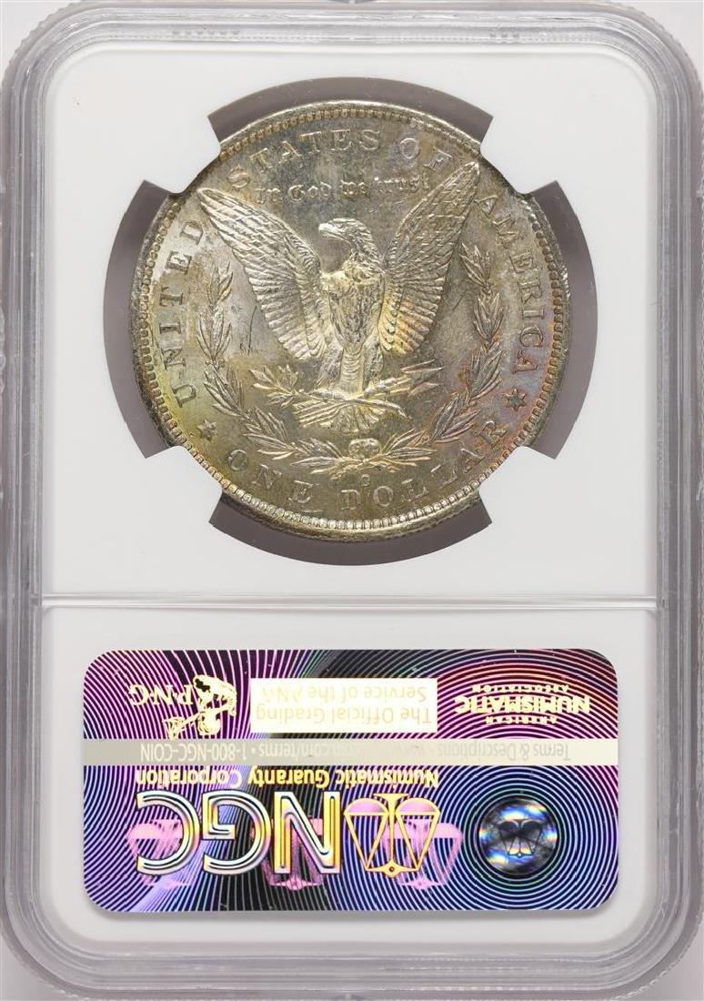 1885-O $1 Morgan Silver Dollar Coin NGC MS63 Amazing - 2
