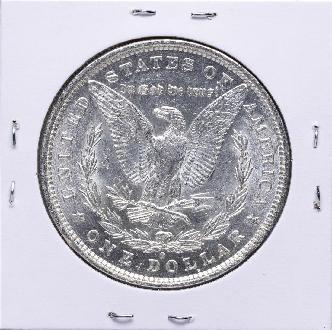 1882-O $1 Morgan Silver Dollar Coin - 2