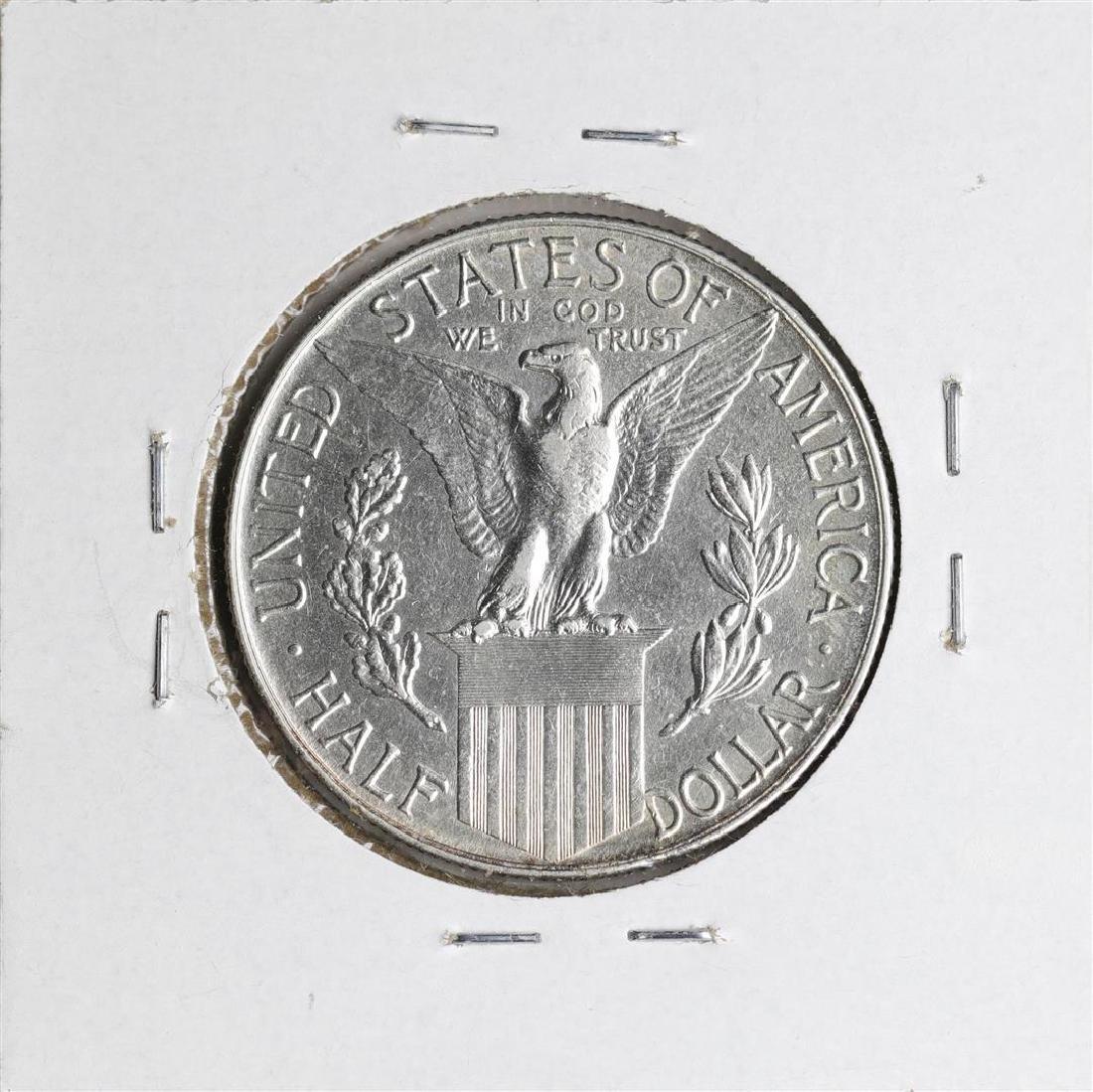 1915-S Panama Pacific Commemorative Half Dollar Coin - 2