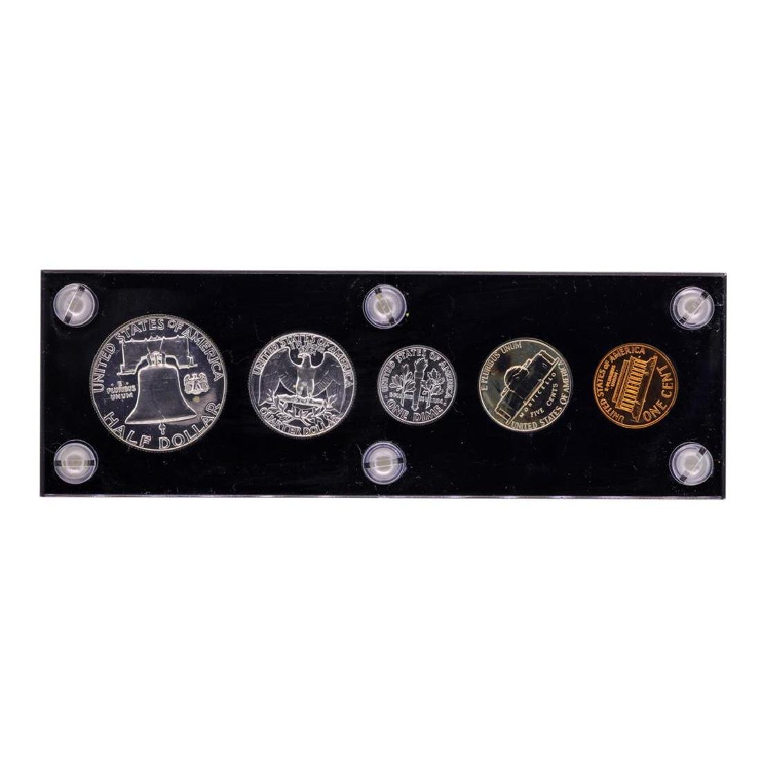 1962 (5) Coin Proof Set - 2
