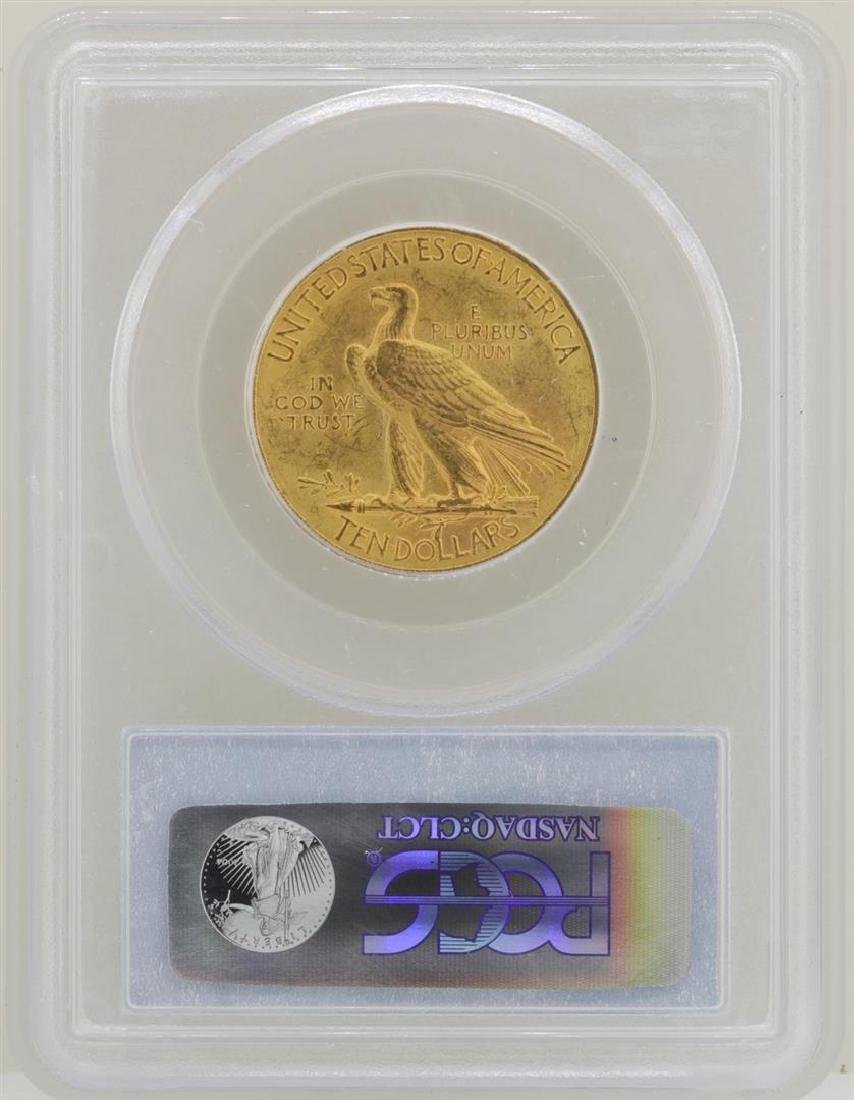 1926 $10 Indian Head Eagle Gold Coin PCGS MS62 - 2