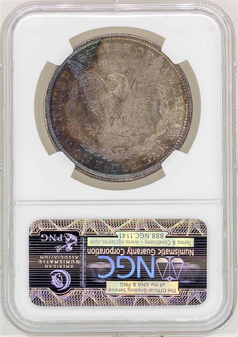 1878 7TF Reverse 79' $1 Morgan Silver Dollar Coin NGC - 2