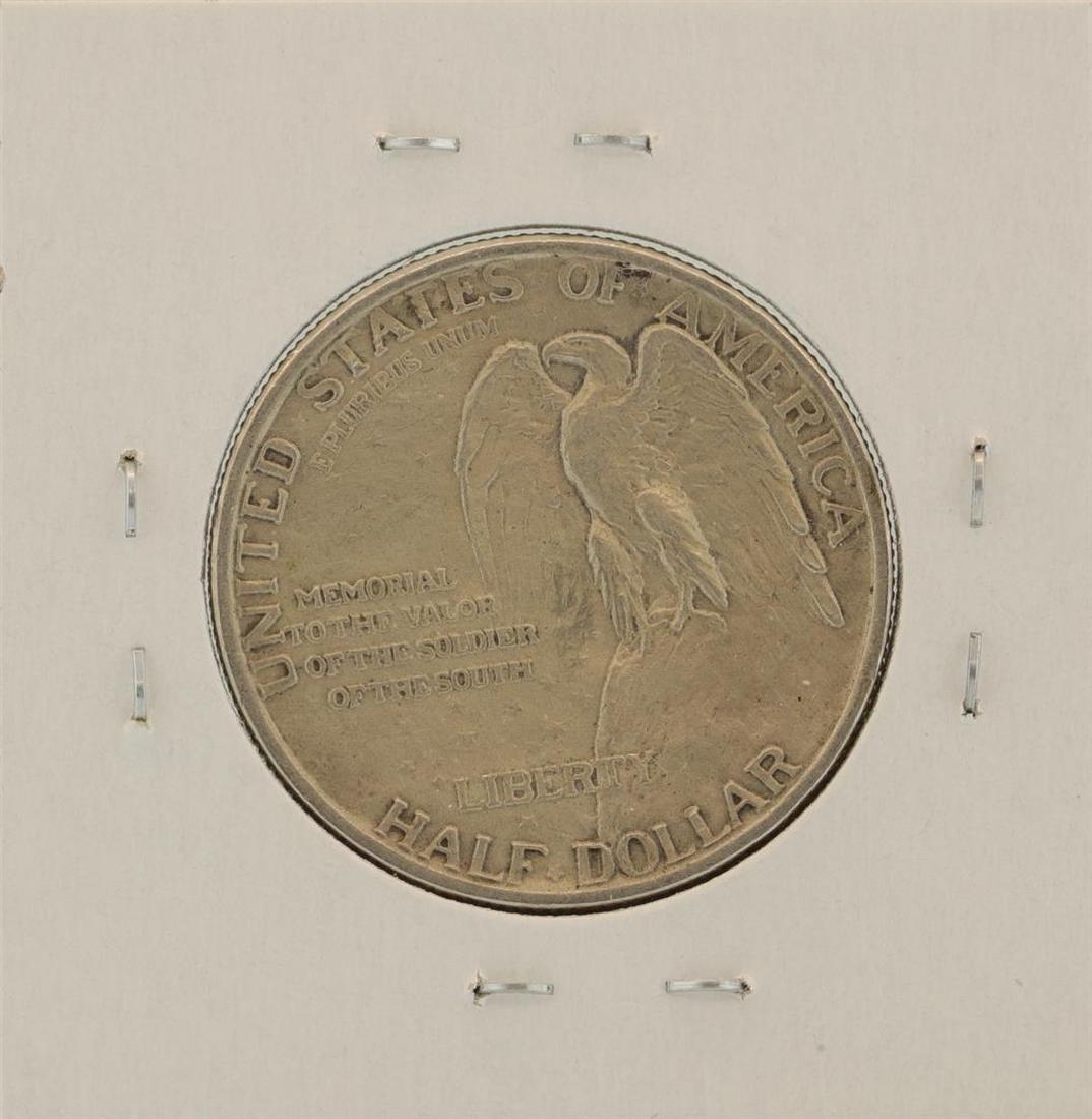 1925 Stone Mountain Memorial Commemorative Half Dollar - 2