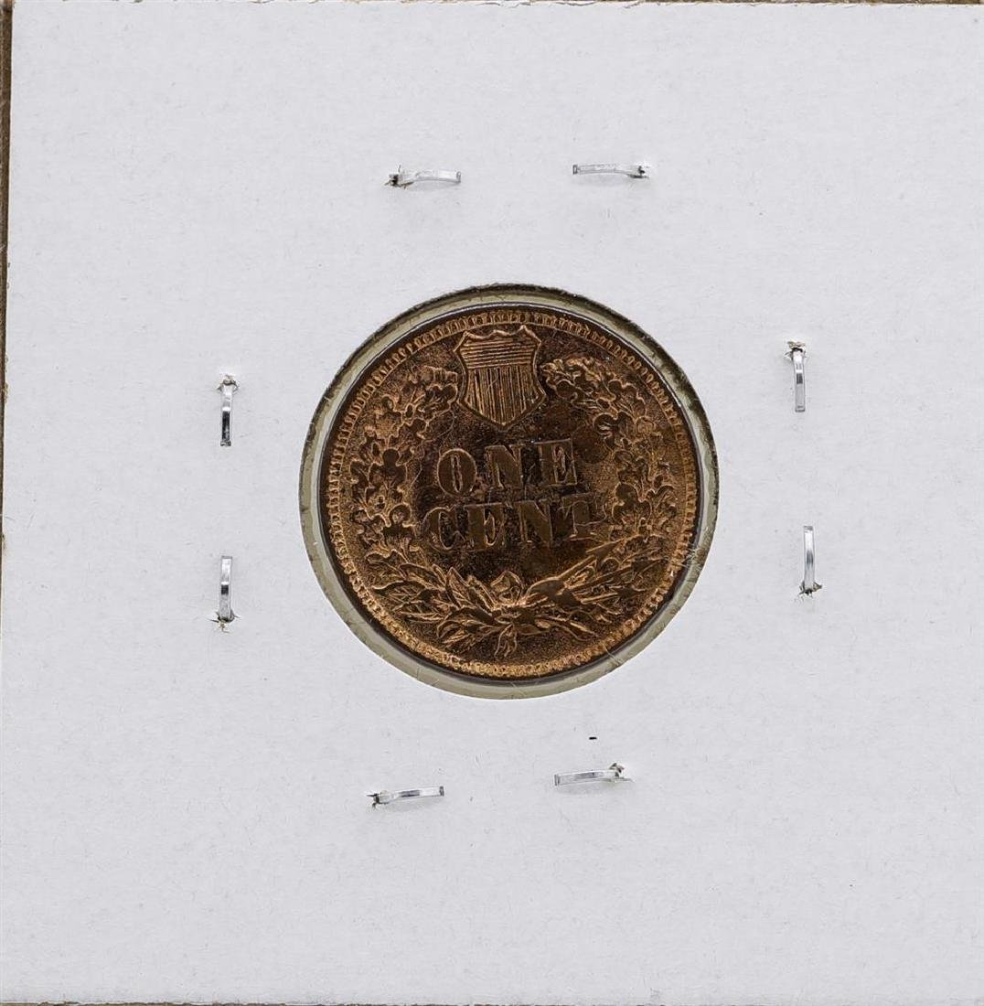 1903 Indian Head Cent Coin - 2